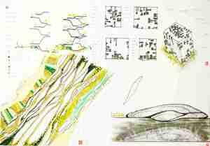 Építész grafika 6