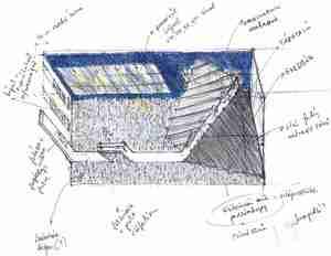 Építész grafika 8